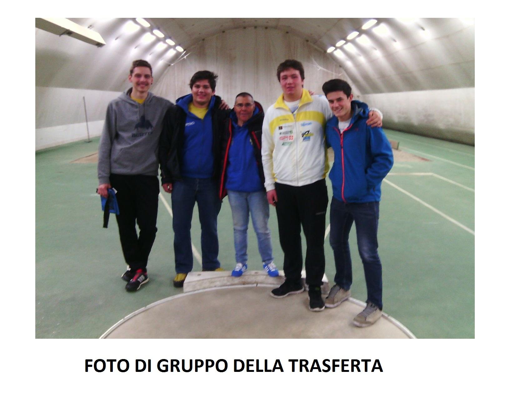 TROFEO CARLA SPORT: GIACOMO BONA VINCE FRA GLI U20