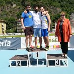 Il Lagarina Crus Team  1^ Società Trentina ai Regionali su Pista