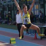 A Bolzano SARA SPAGNOLLI allunga sul minimo, lunghi lanci x Barozzi e Chiusole e primi sprint sui 10...