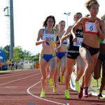 CDS 2^ FASE: record sociali di Fede che migliora negli 800 e 1500m