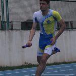 """Primo -11"""" di Michele Nabacino nei 100m"""