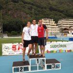 11 medaglie giallo-blu ai Campionati Regionali Assoluti