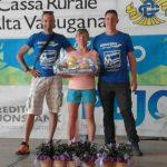 Al Trail della Vigolana sul podio Nicoletta Ferrari e Alessandro Broz