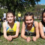 La squadra ragazze nuovamente sul podio nel Gran Prix giovanile