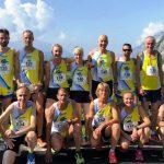 Ottimo Tour dei Laghi per 12 atleti in Giallo/Blù con Nardon nei Top Ten