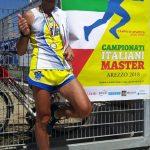 Aldo Nardon centra il titolo Italiano Master Mario D'Antonio 2 medaglie
