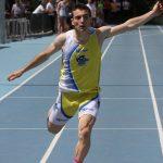 La prima uscita 2019 di Lollo Paissan regala il record Trentino dei 60 indoor