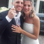Lorenzo e Stefania uniti in matrimonio
