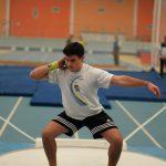 Andrea Nabacino ottimo sesto ai Campionati Junior Indoor