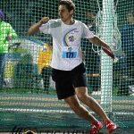 Giacomo Bona ottimo sesto Campionati Italiani Lanci Lunghi di Lucca.