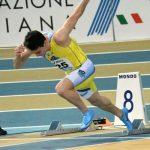 Lollo Paissan conferma il titolo nazionale avvicinando il PB Trentino. Chiusole bene nell'asta.