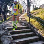 """Ivan Battisti ottavo assoluto, e 1^ di categoria, nella """"12 ore del Castello"""""""