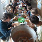 VITA DI CRUS 2:  Giovani Crussini in ritiro al lago di CEI
