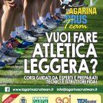 """Iniziato """"Il Giocasport"""" e """"Corsi di Avviamento all'atletica Leggera"""""""