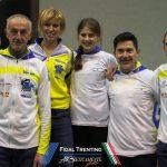 Al Al CRUS il Trofeo Assoluti di Montagne Trentine - Monica Giordani e 3^ fra le femmine.