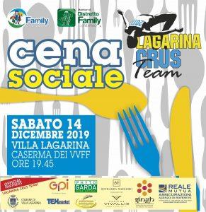 Cena sociale 2019 @ Caserma Vigili del Fuoco Volontari di Villa Lagarina | Villa Lagarina | Trentino-Alto Adige | Italia