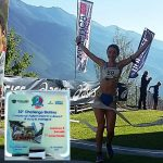 CARLOTTA UBER campionessa d'Italiana Juniores di Corsa in Montagna.